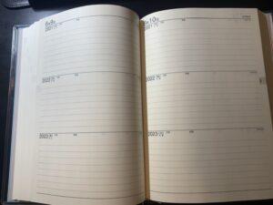 3yeara diary